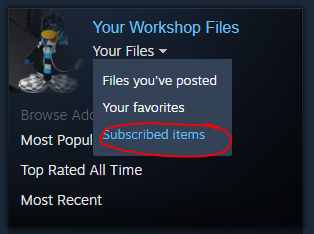 Subscribed items.PNG